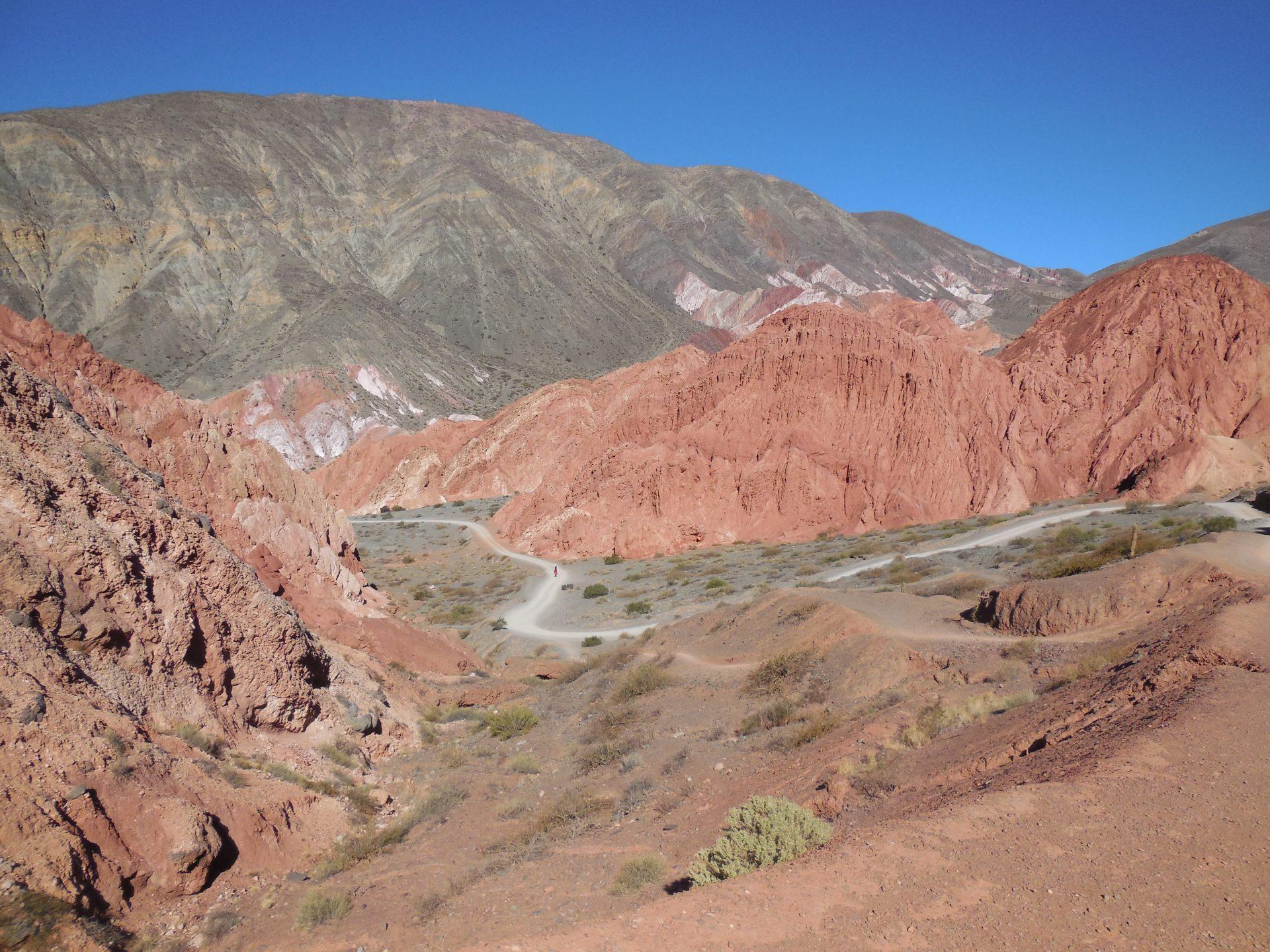 Argentinien Norden Salta Purmamarca Humahuaca Reise Erfahrung Bus Buenos Aires
