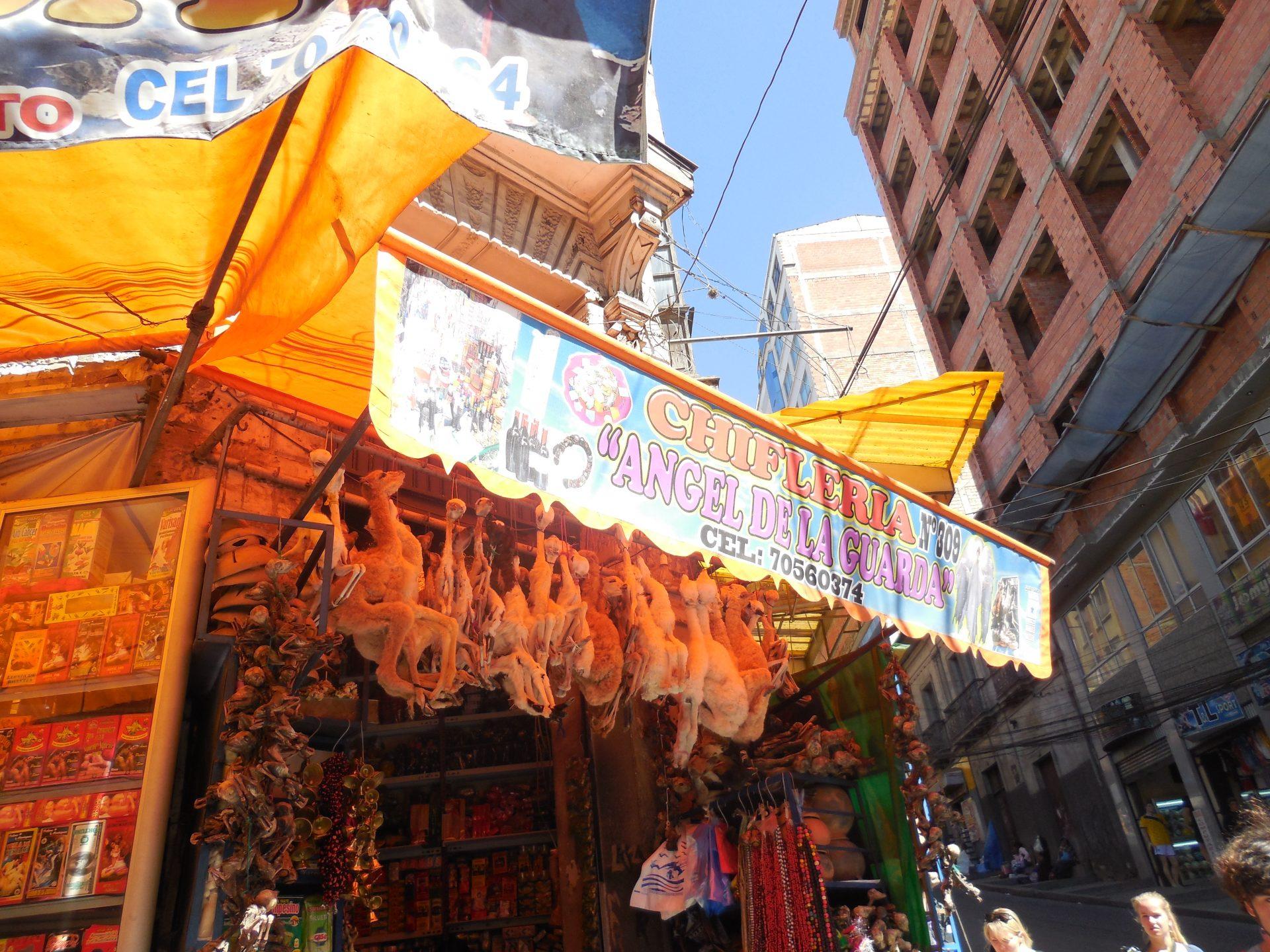 La Paz Reise Erfahrung Blog Bolivien