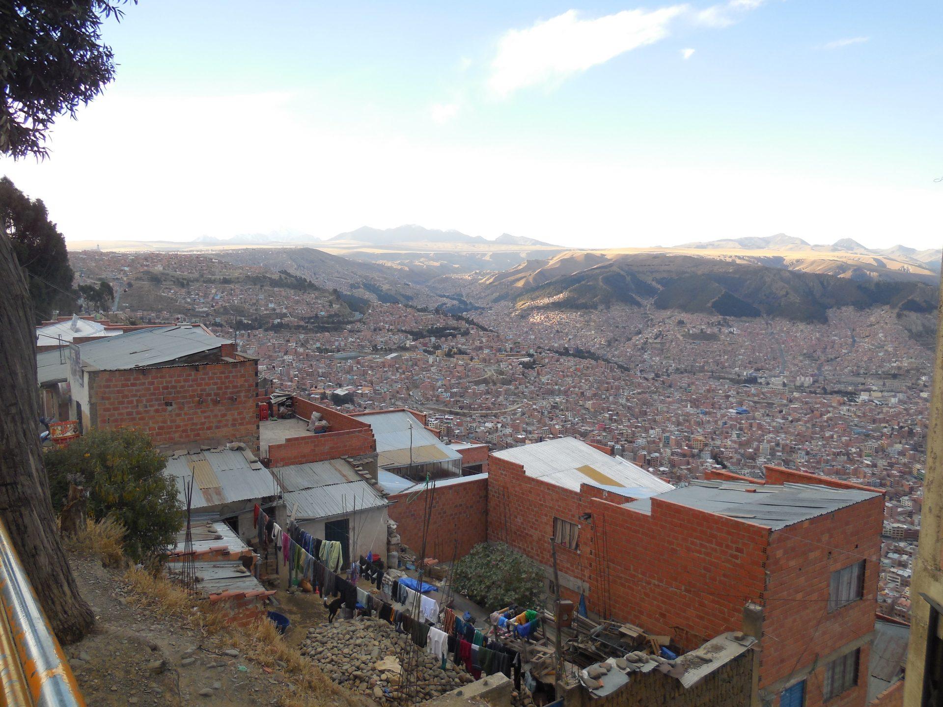 Hauptstadt Bolivien La Paz Sucre