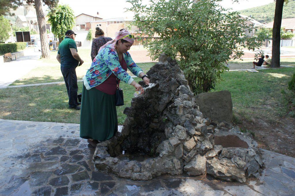 Georgien Reise Erfahrung Mtskheta