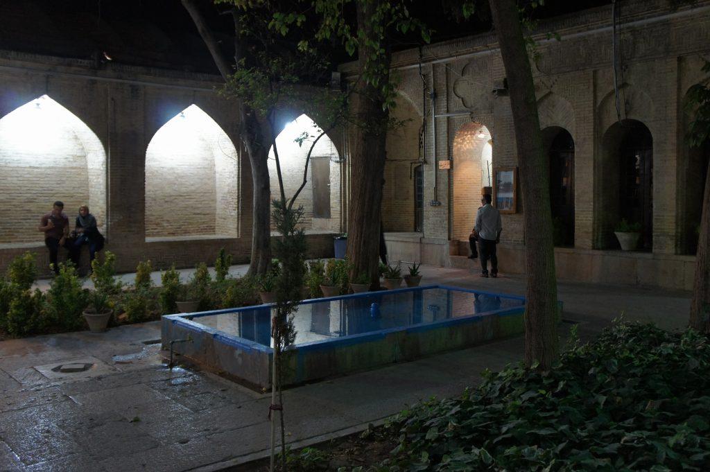 Schiraz Iran Reise Hafez Sehenswürdigkeiten Erfahrung Blog