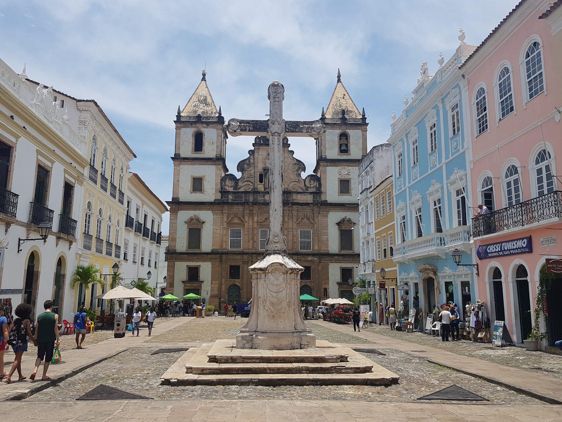 Salvador da Bahia Reise Erfahrungen Sehenswürdigkeiten Brasilien