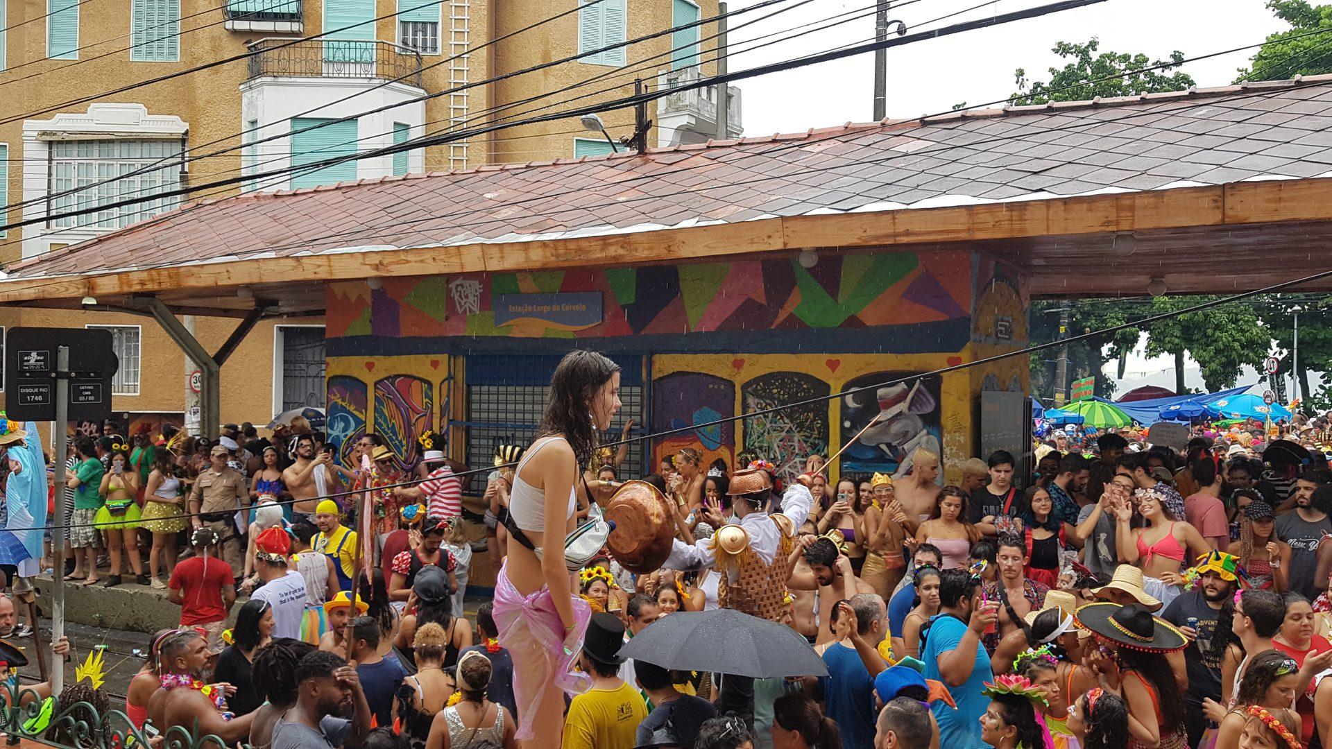 Rio de Janeiro Karneval Erfahrung Reise Straßenkarneval Reisebericht Blog