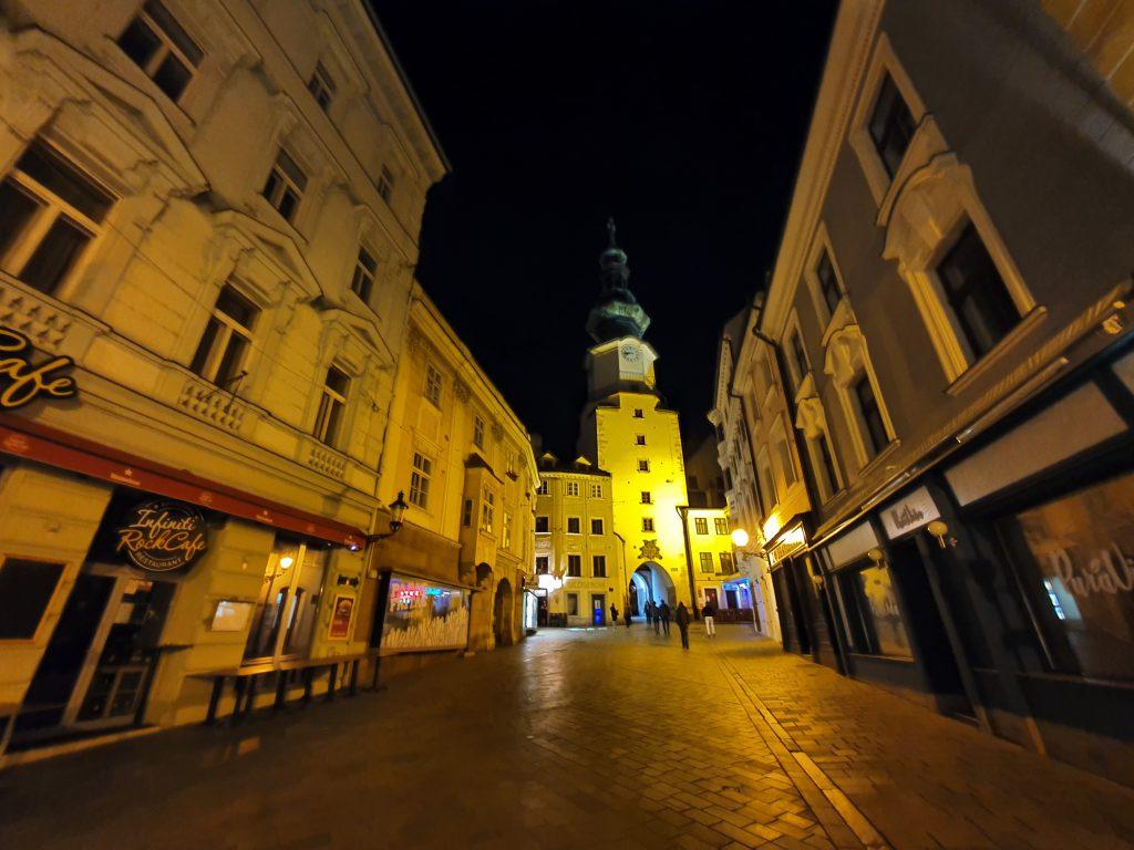 Slowakei Reise Erfahrung Bratislava