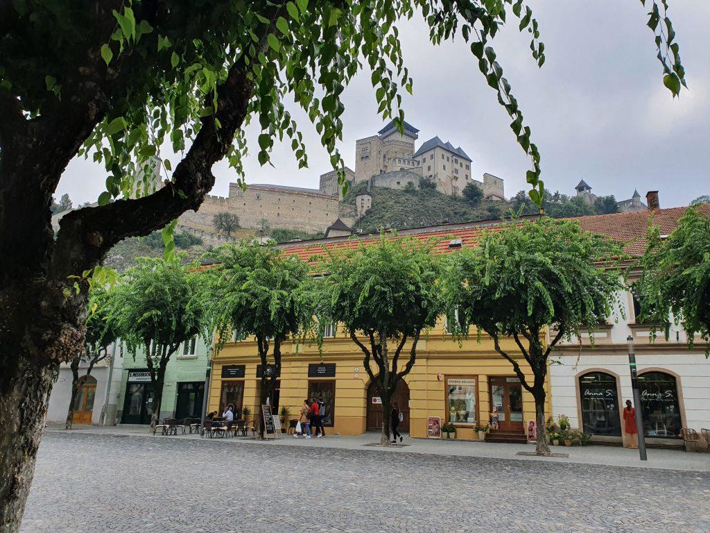 Slowakei Reise Erfahrung Trenčín