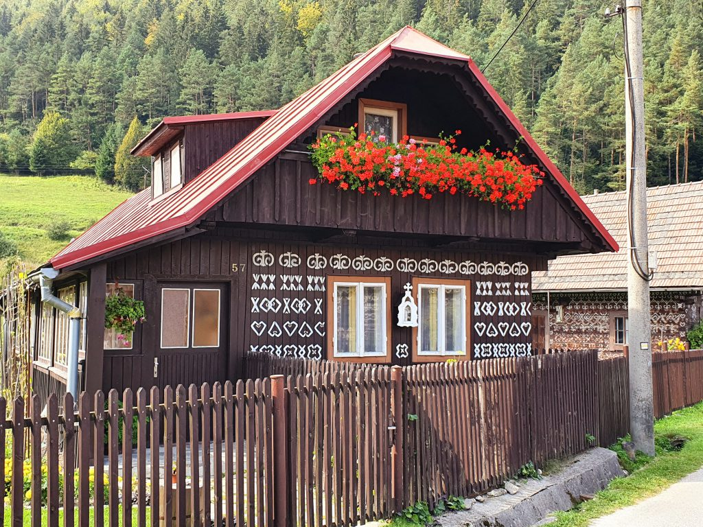 Slowakei Reise Erfahrung Čičmany