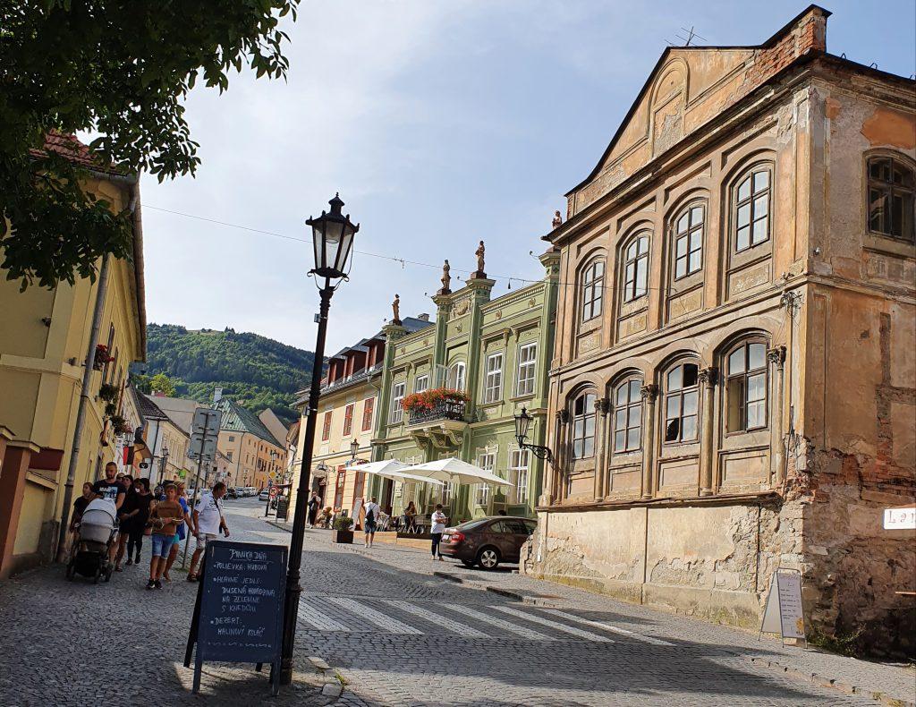 Slowakei Reise Erfahrung Banská Štiavnica
