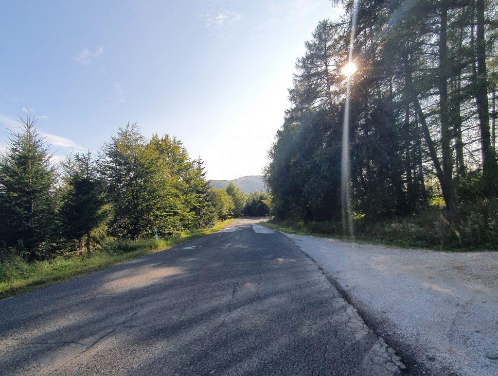 Straßen Slowakei Mietwagen Slowakei
