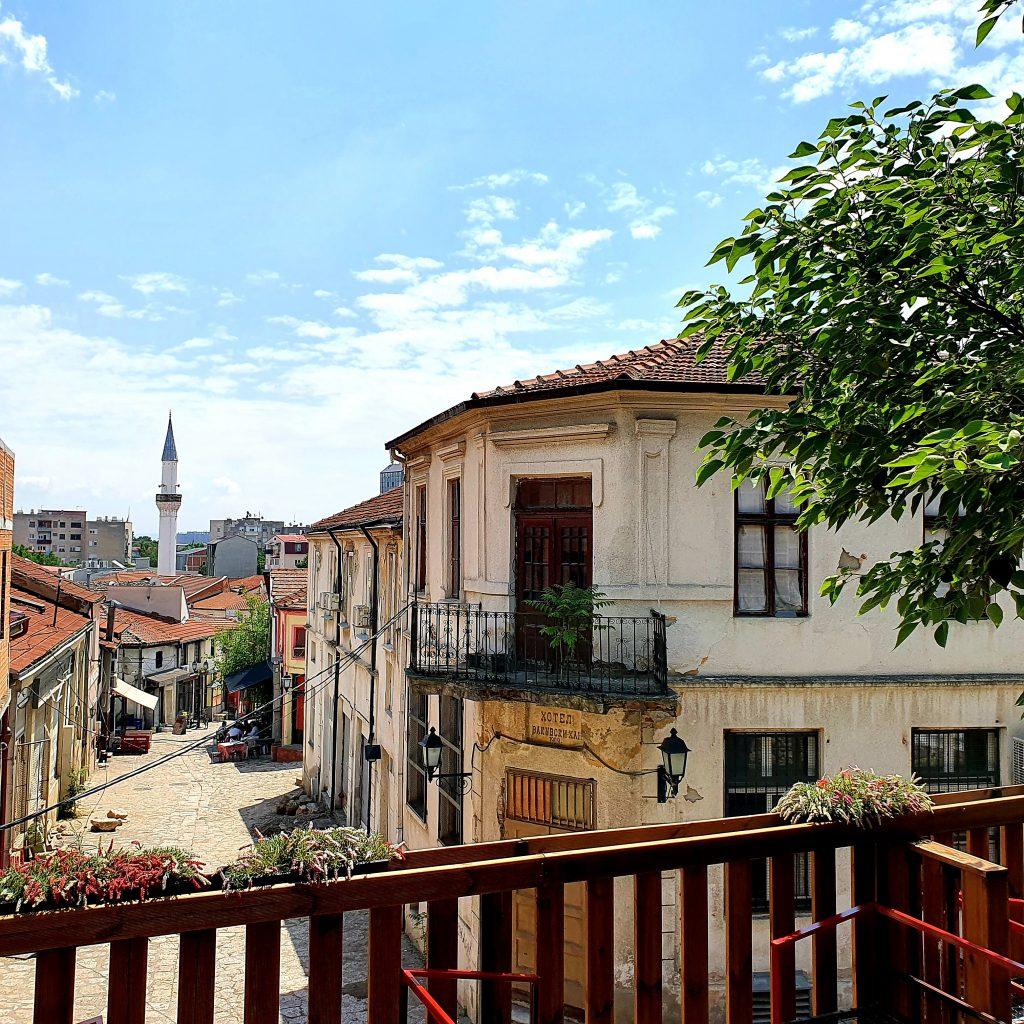 Sehenswürdigkeiten in Nordmazedonien Skopje Altstadt Reise Nordmazedonien Balkan
