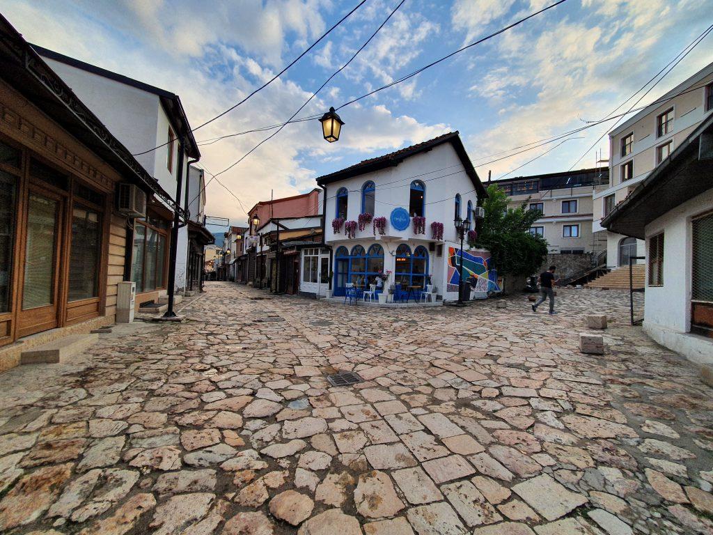 Sehenswürdigkeiten in Skopje Altstadt Nordmazedonien Reise Urlaub