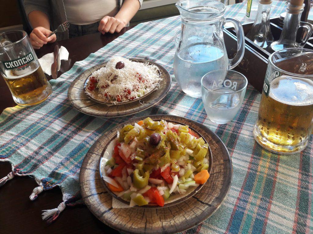 Sehenswürdigkeiten in Nordmazedonien Essen und Trinken Nordmazedonien Reise