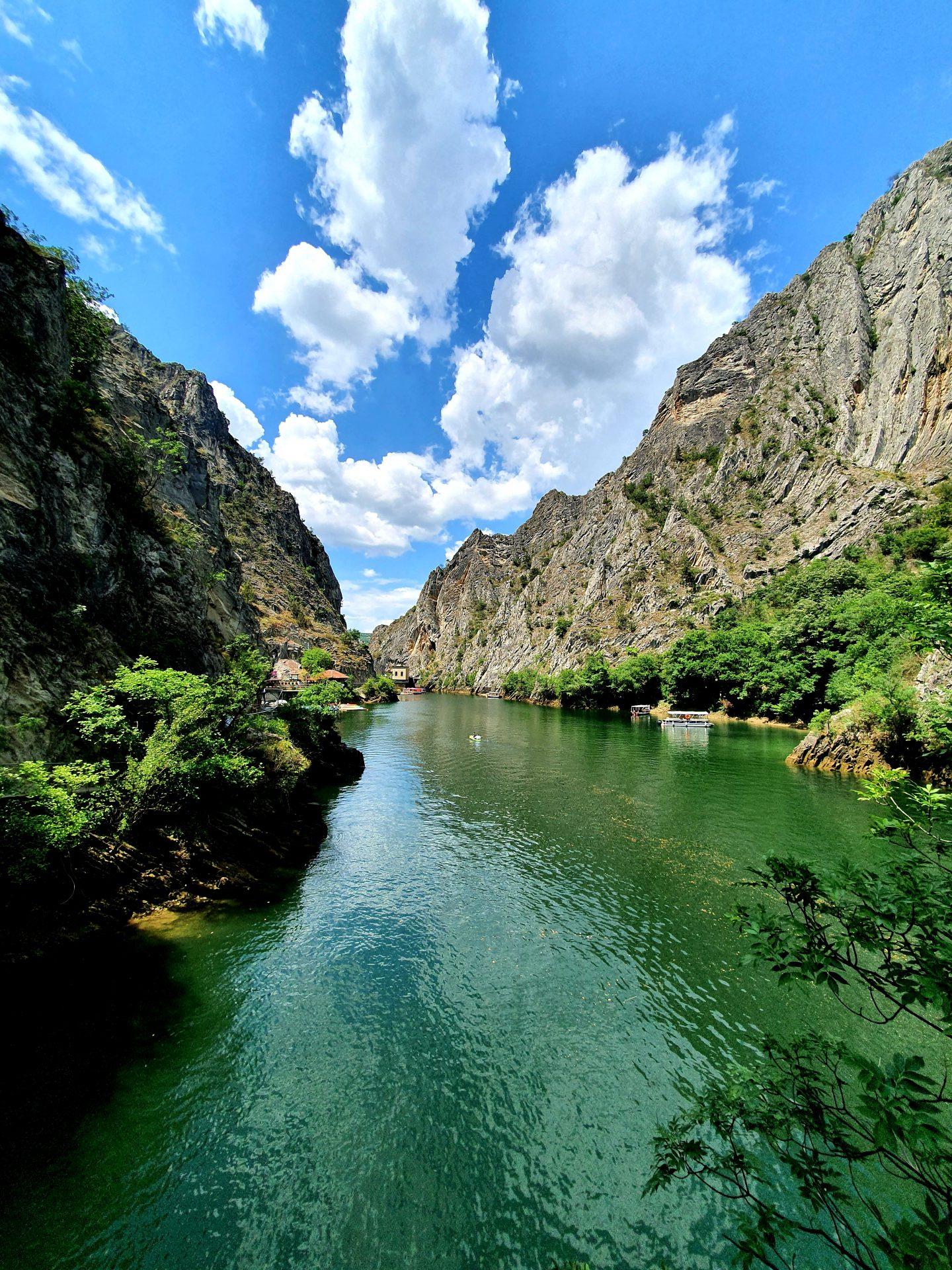 Reise Nordmazedonien Sehenswürdigkeiten Skopje Matka-Canyon