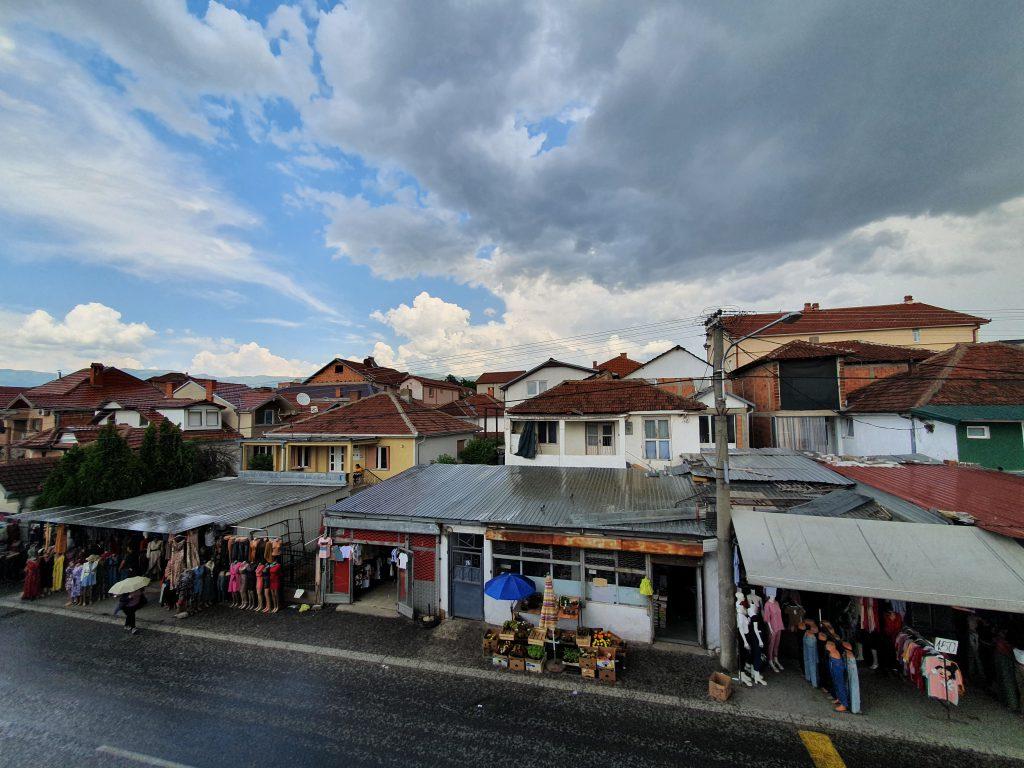 Ausflug nach Shutka Erfahrung größte Roma-Siedlung Europa in der Nähe von Skopje Nordmazedonien Sehenswürdigkeiten Reise Skopje