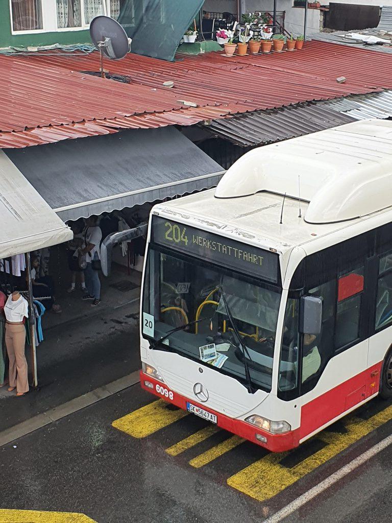Bus Nordmazedonien deutsche Busse und Autos Nordmazedonien Sehenswürdigkeiten interessante Fakten über Nordmazedonien